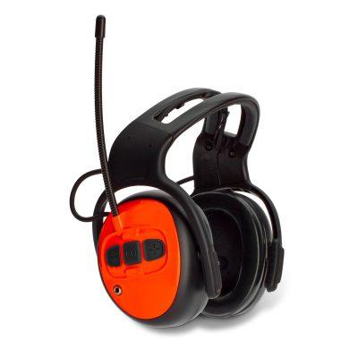 FM-raadioga kõrvaklapid